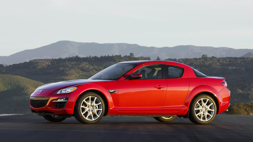 Mazda RX-8 Recalls Mean Repairs For Fuel Pump and Control Arms