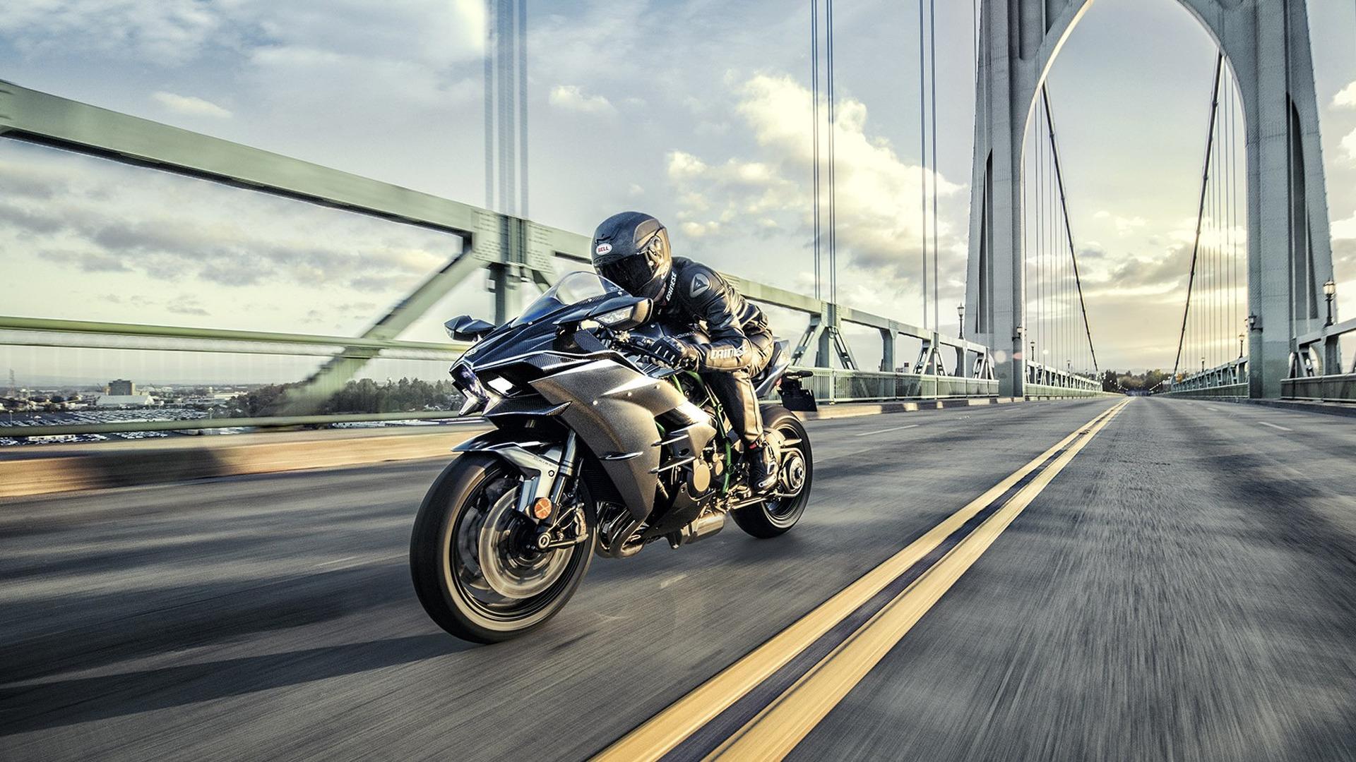 Kawasaki Ninja H2 Carbon Requires 10k Deposit