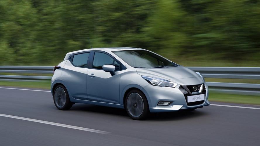 Nissan trabalha em novo March para países emergentes