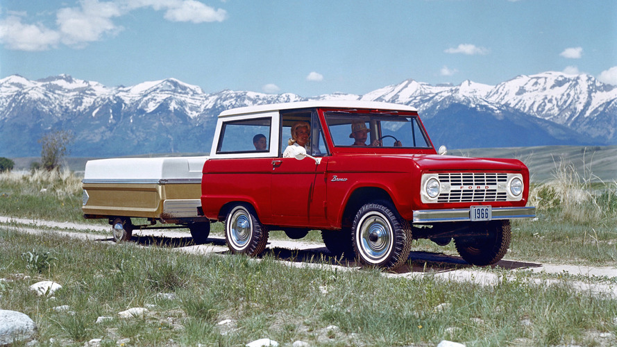 Ford Bronco through the years: History of an SUV icon