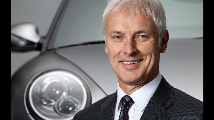 Com novo CEO, Volkswagen vai priorizar qualidade ao invés de crescimento