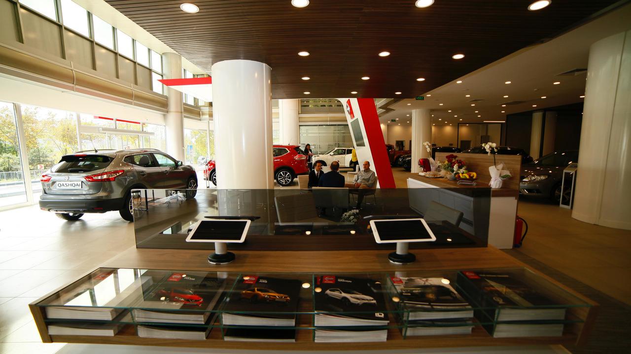 Nissan showroomları dijital ortama taşınıyor