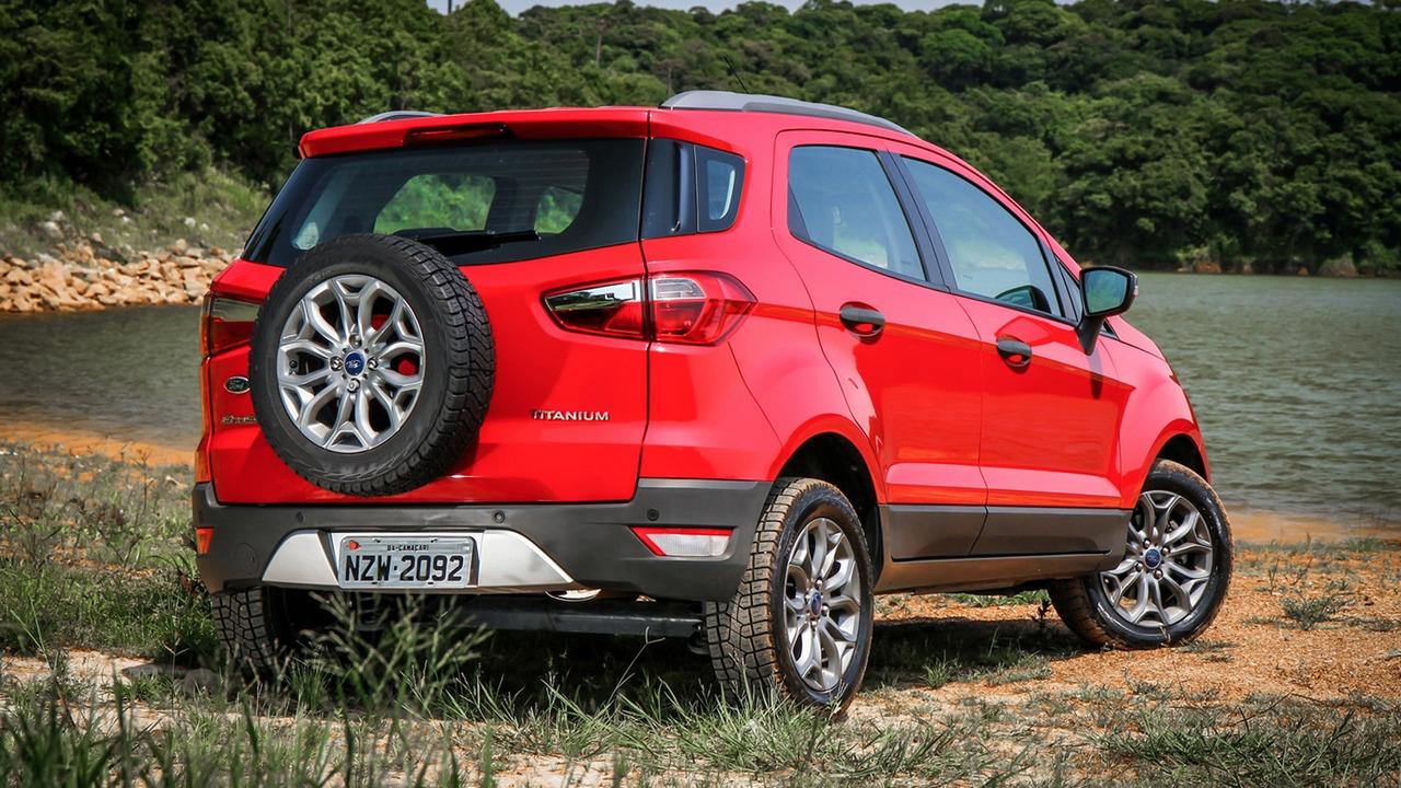 Ford Ka, Ka+, EcoSport, - Camaçari