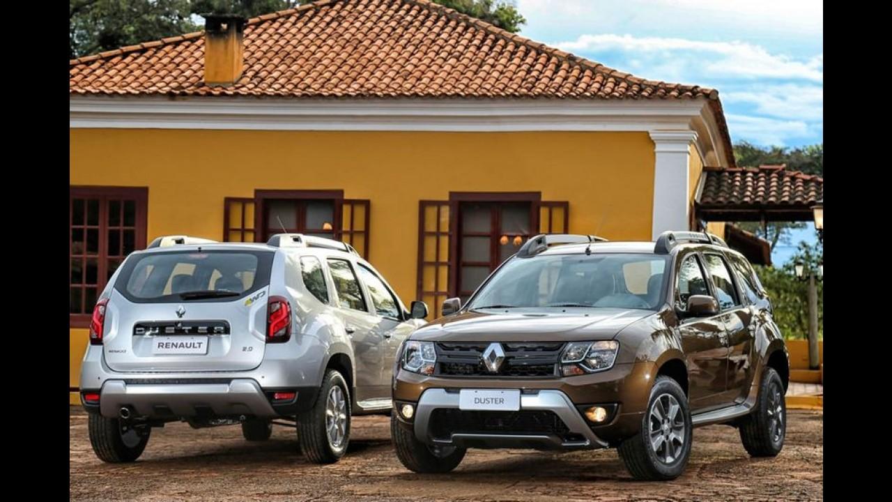 Duster 2016 chega por R$ 62.990 com visual retocado e novos itens - veja preços