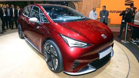 Seat el-Born, o conceito que antecipa o carro elétrico da Volkswagen