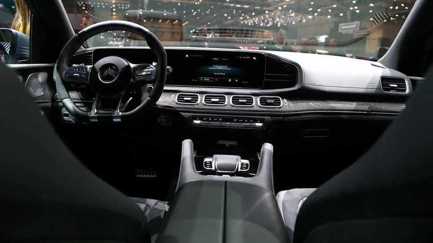 Mercedes-AMG GLE 53 at the 2019 Geneva Motor Show