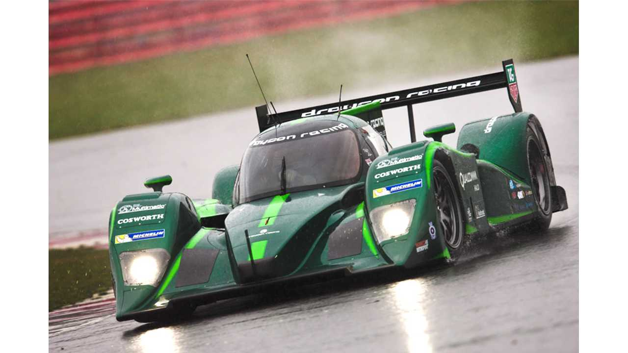 Drayson Racing B12 Winter Tests Continue At Silverstone