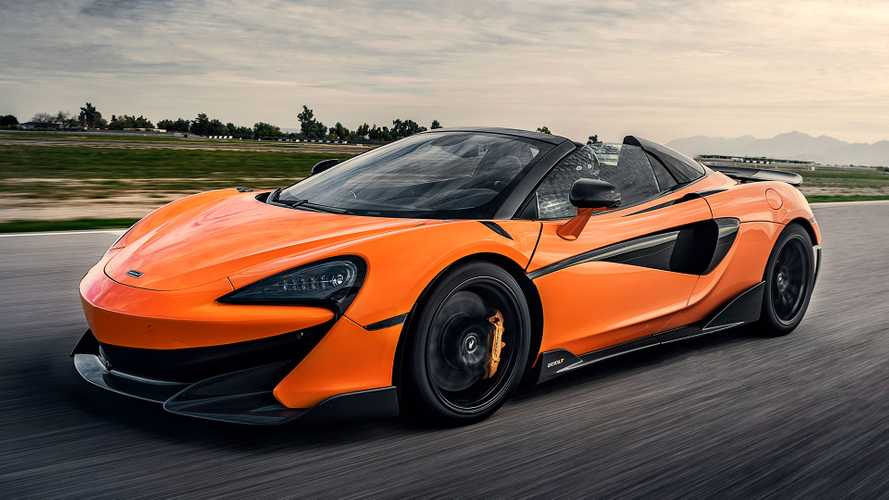 2019 McLaren 600LT Spider first drive: Top gun