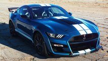 nuova ford mustang shelby gt500 2020