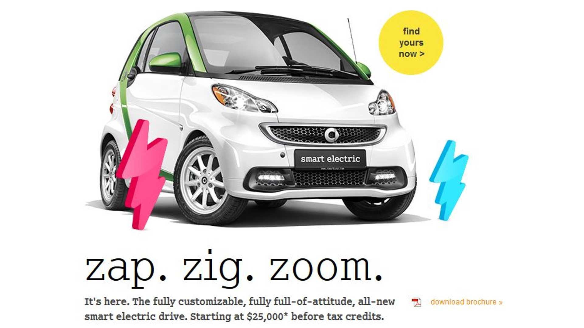 Third Generation Smart Fortwo Electric Drive Begins Us Rollout Est Ev Has Officially Arrived