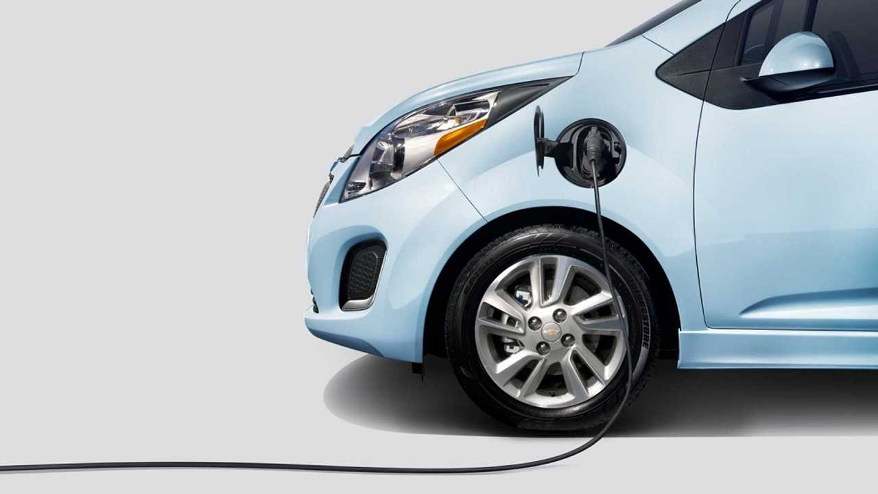 New 2014 Chevrolet Spark EV At Select Dealerships Now