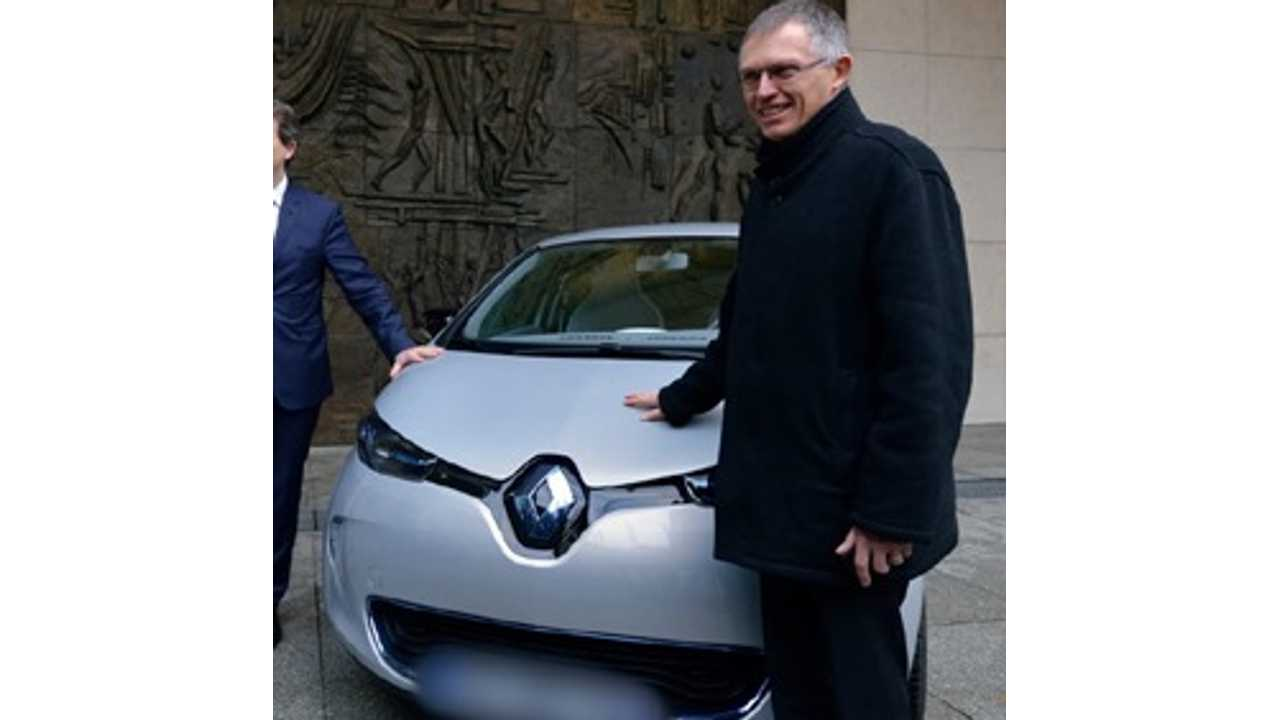Renault COO: Plug-In Hybrids Good For SUVs And The Rich, But EVs Are For Daily Use