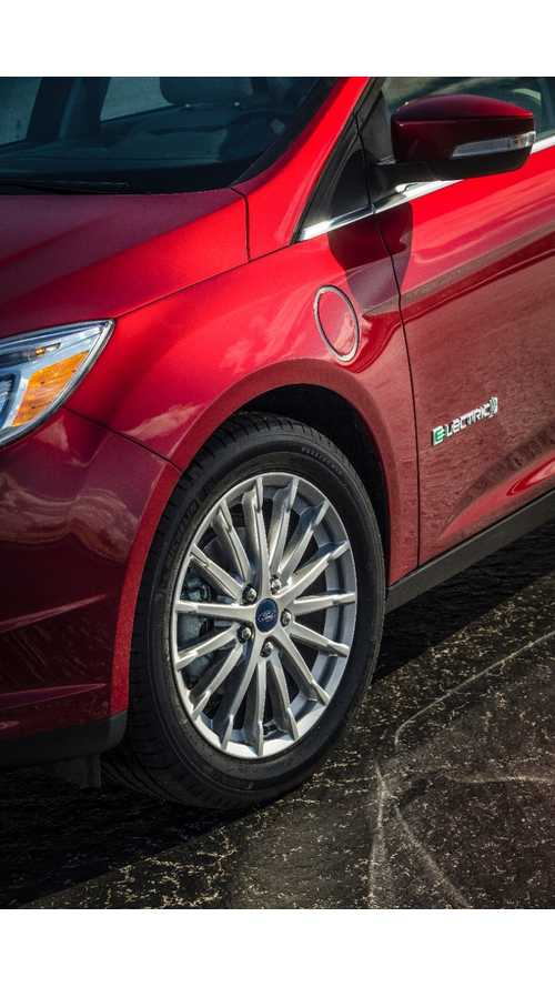 2015 Ford Focus Electric Gets Official Reveal