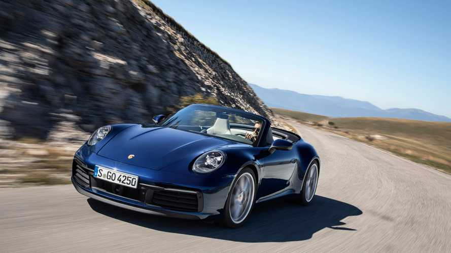 Porsche 911 Cabriolet (2019) - Toutes les infos, toutes les photos