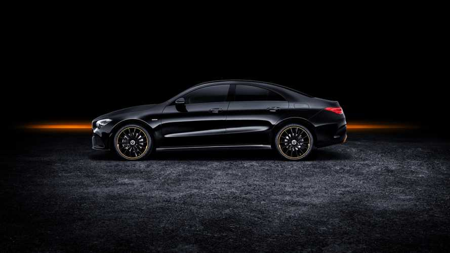 Nuova Mercedes CLA Edition One
