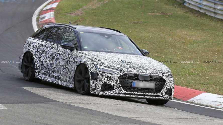 VIDÉO - La nouvelle Audi RS 6 Avant se déchaîne