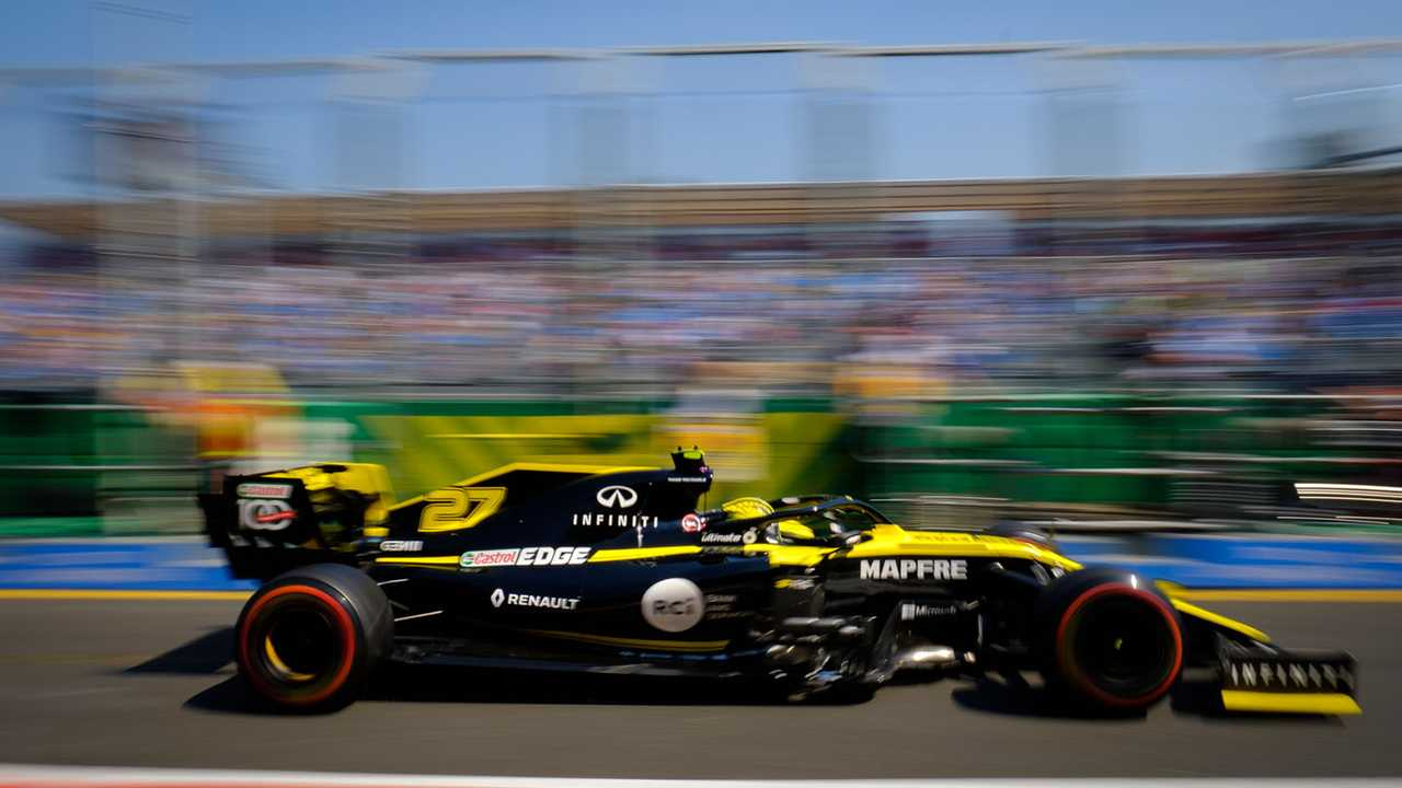 SLIDE SHOW   Nico Hulkenberg, Renault F1 Team R.S. 19
