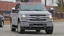 Ford F-150 EV Spy Shots