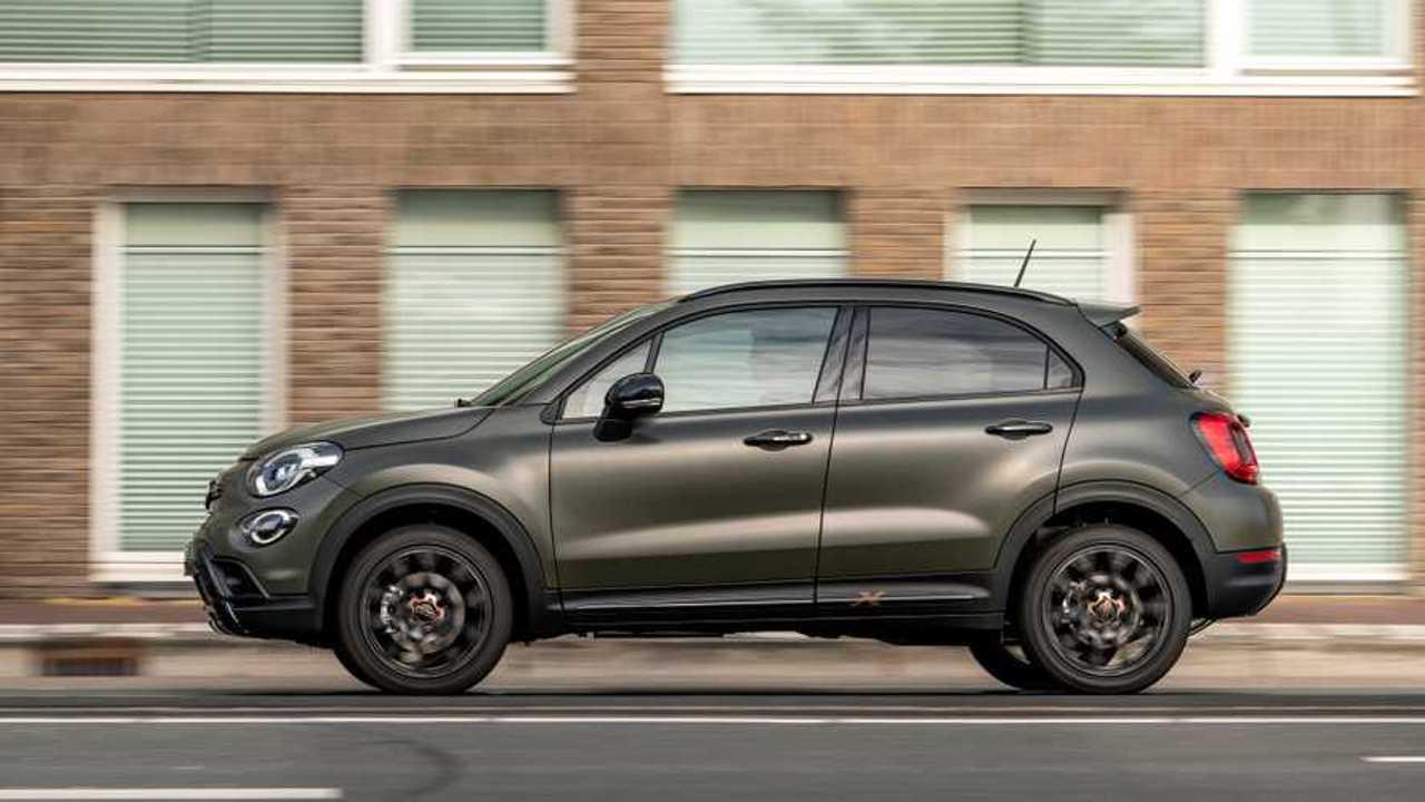 2019 Fiat 500X S-Design