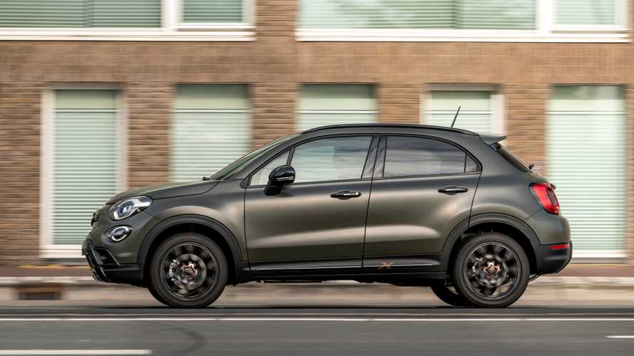 Fiat 500X SUV range adds high-tech S-Design model