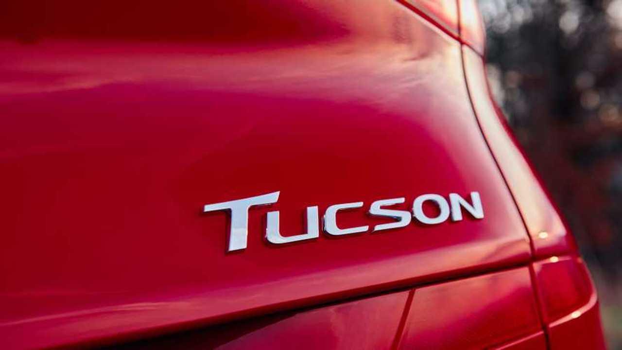 2019 Hyundai Tucson N Line