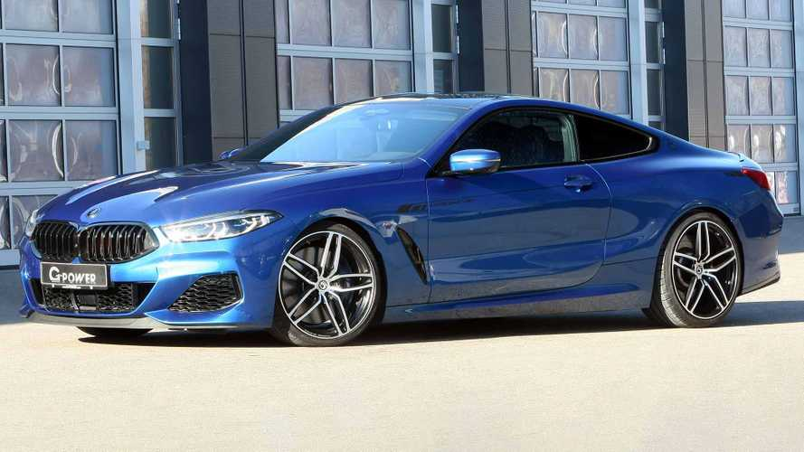 G-Power BMW M850i with 661 bhp is the M8 alternative