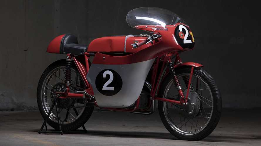 The 5 Golden Geese Of The Epic MV Agusta Collection Auction