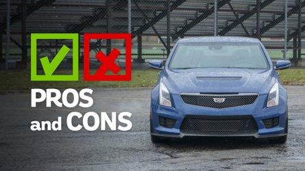 2019 Cadillac ATS-V Coupe: Pros And Cons