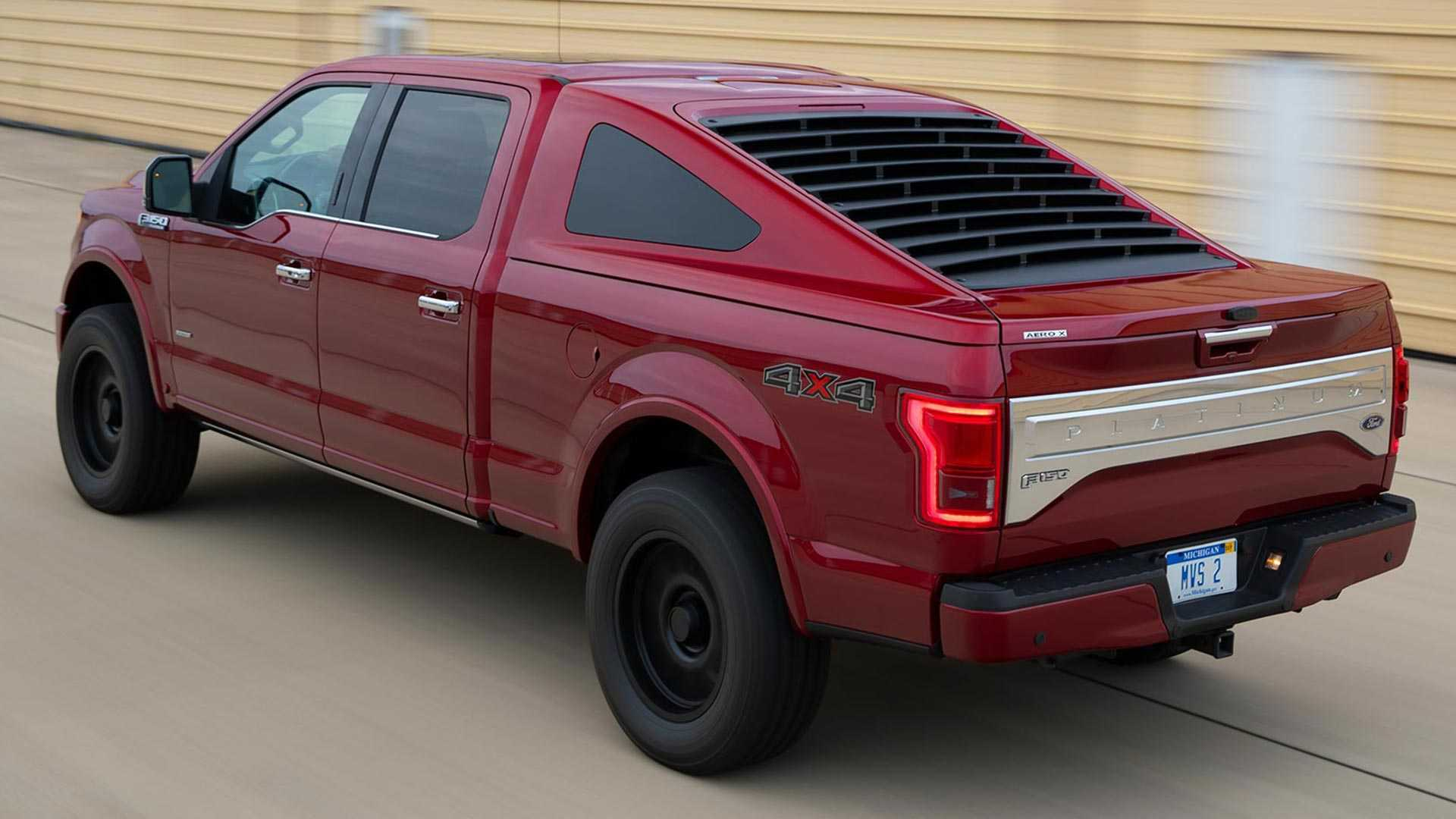 - Fastback Bed Caps Could Become The Hottest Thing For Trucks [UPDATE]