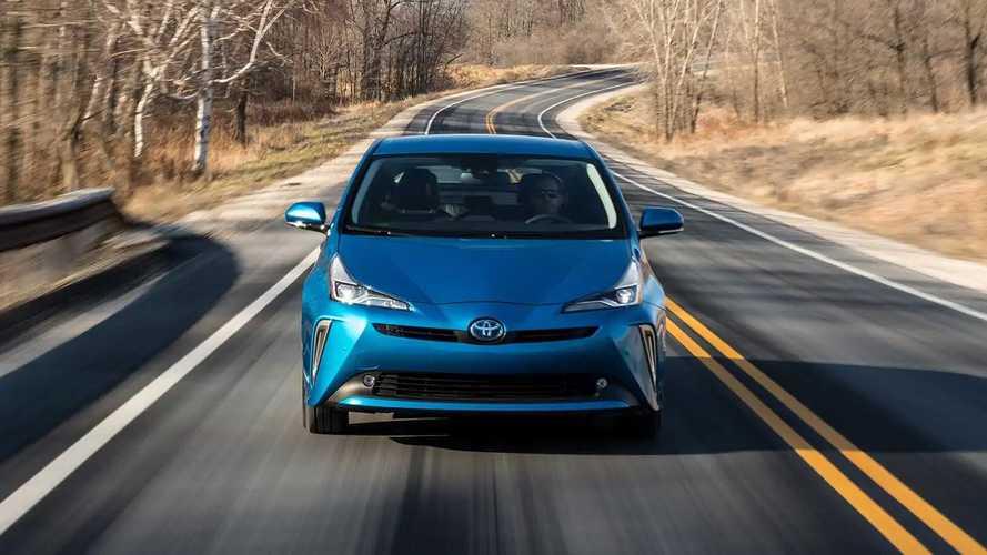 Toyota Prius AWD-e