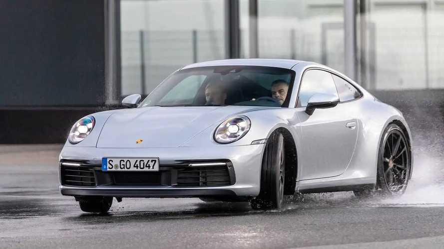 Porsche 911 992 Technik-Workshop 2019
