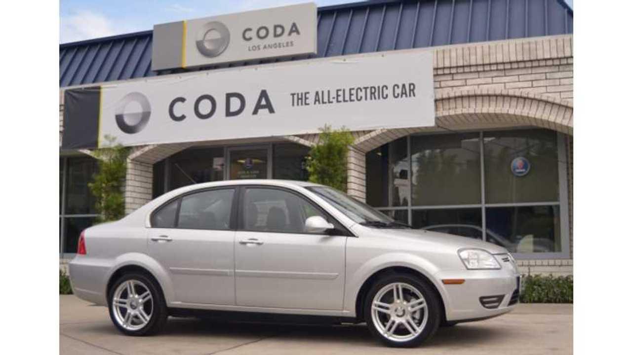 Closed CODA Store in LA to Become Tesla Motors Showroom