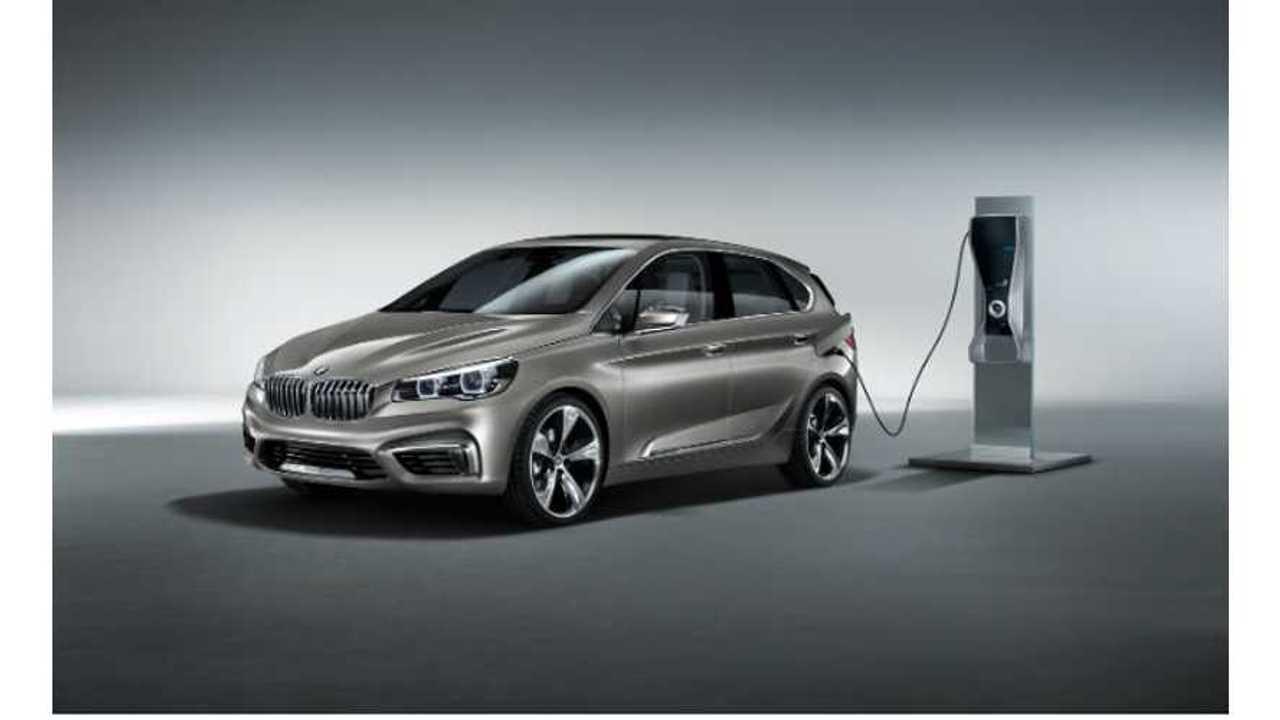 BMW Concept Active Tourer Plug-In Hybrid Confirmed for Production