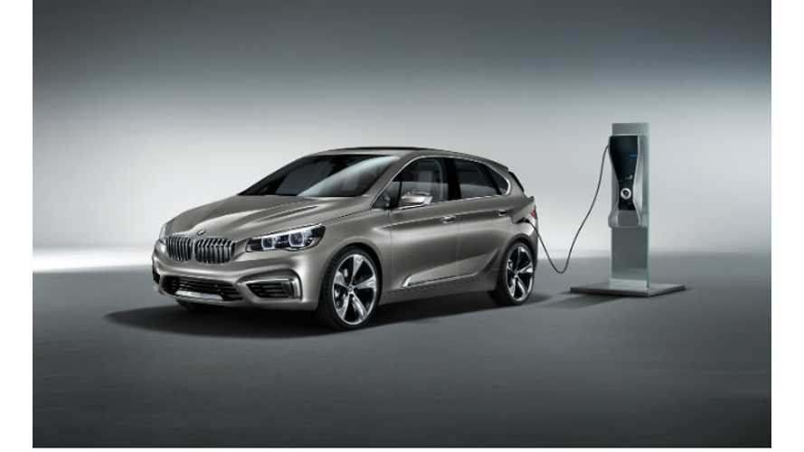 BMW Concept Active Tourer Plug-In Hybrid Confirmed for Production