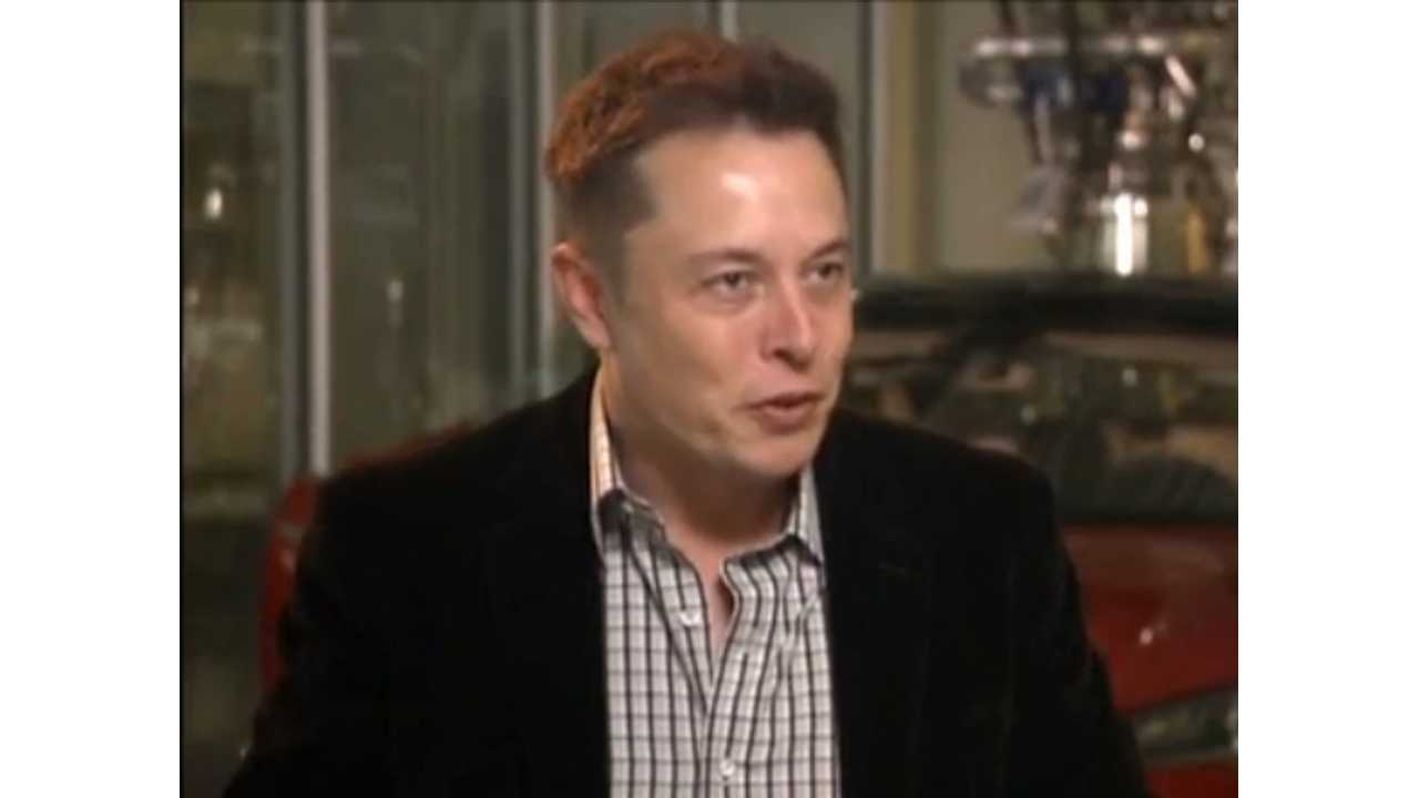 Elon Musk Says 3-4 Year Wait On Entry Level EV, Plus Tweets