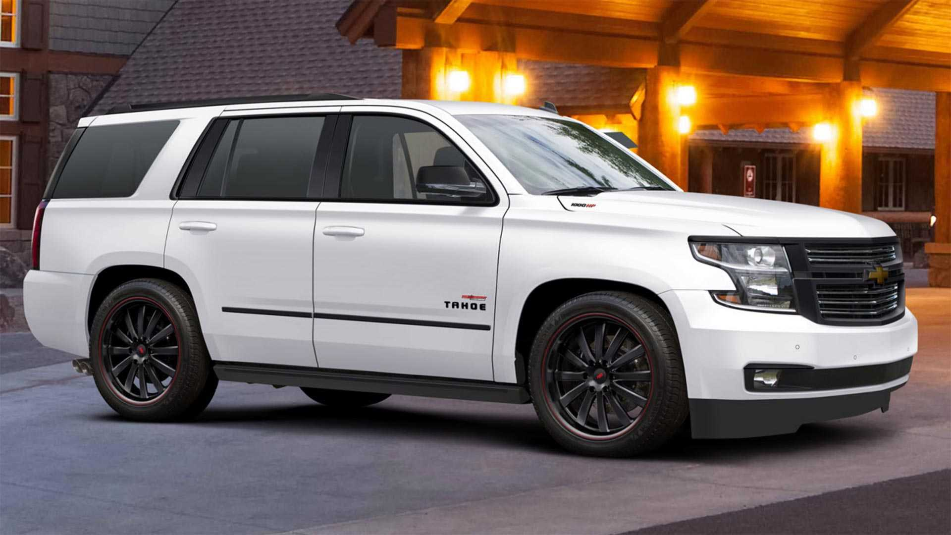 1 000 Hp Chevy Tahoe Suburban Are Ultimate Family Haulers