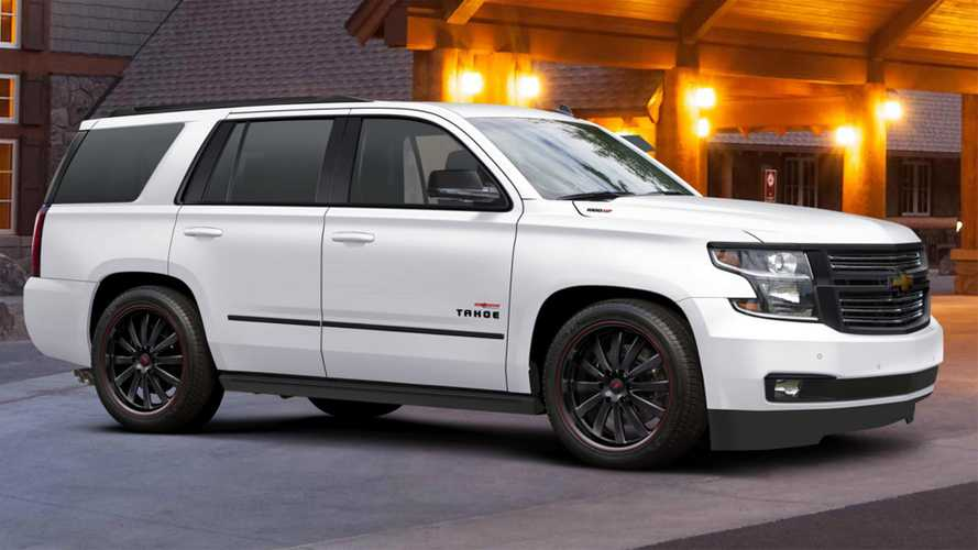Speciality Vehicle Engineering Chevrolet Tahoe