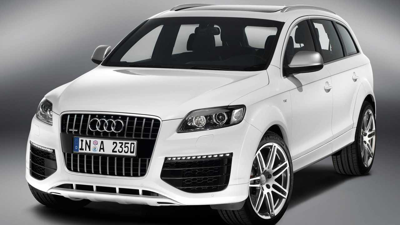 Audi Q7 (2005)