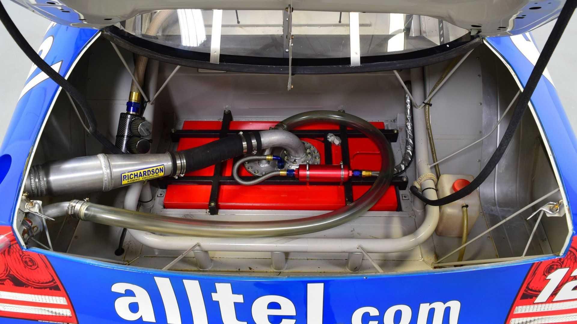 "[""2007 Dodge Charger Ryan Newman NASCAR Cup Car""]"