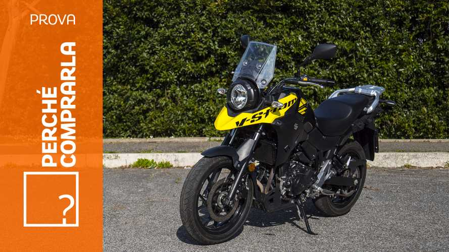 Suzuki V-Strom 250 ABS | Perché comprarla... E perché no