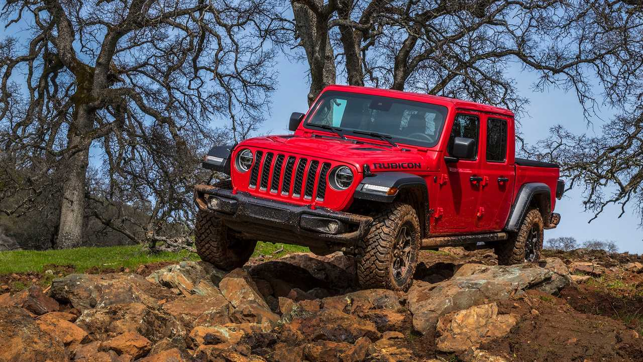 2020 Jeep Gladiator Starts At $33,545, Rubicon Costs $43,545