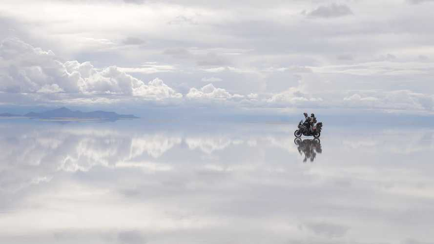 Where Sky Meets Salt: Riding The Bolivian Salar de Uyuni