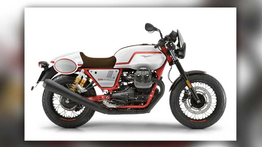 New 2020 Moto Guzzi V7 III Racer Coming To America