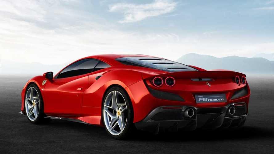 Les performances de la Ferrari F8 Tributo en vidéo