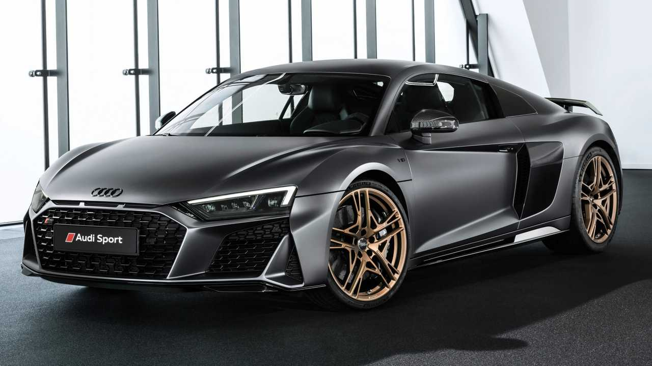 Audi R8 V10 Decennium Celebrates 10 Years Of The 5 2 Fsi