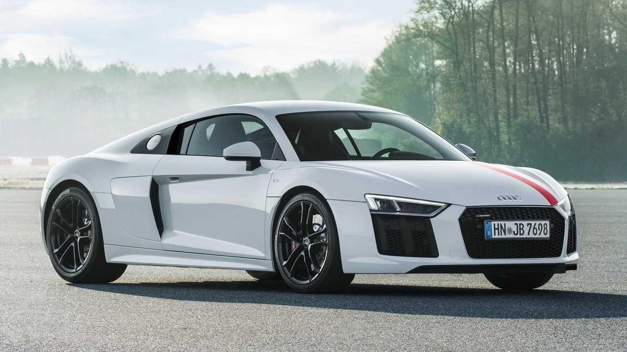 10. Audi R8