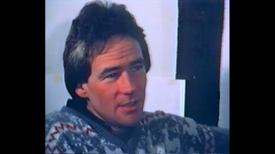 Watch This Rare Interview With Barry Sheene
