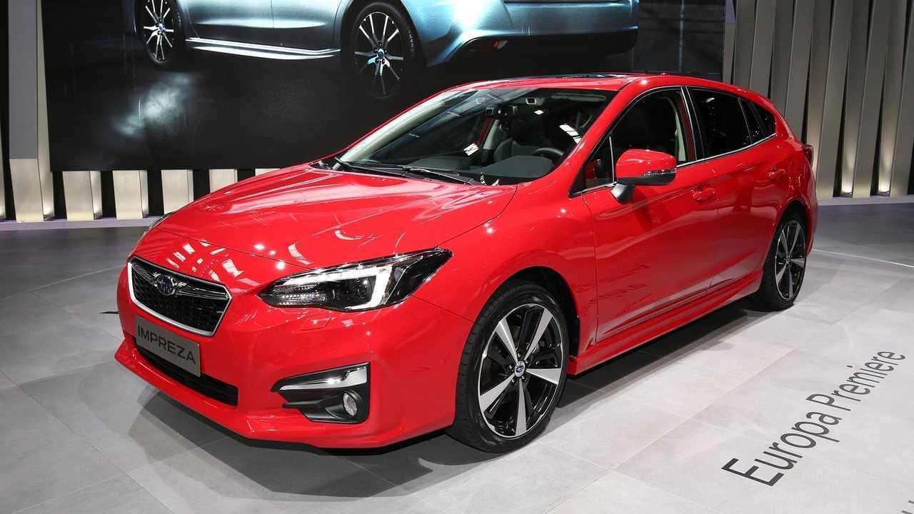 10. Subaru Impreza: 14.7 Percent