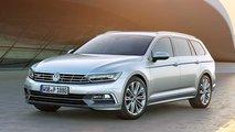 Volkswagen Passat Variant 2020 vs. Volkswagen Passat Variant 2014