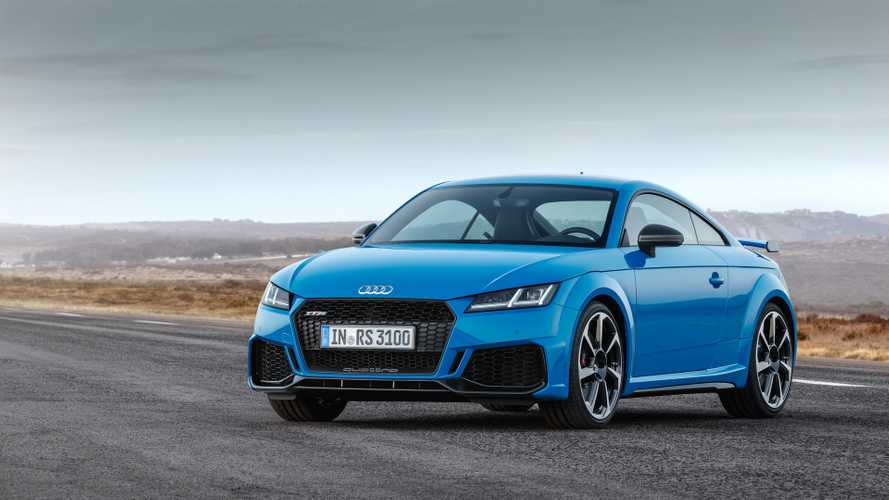 Audi confirma que TT será substituído por esportivo elétrico